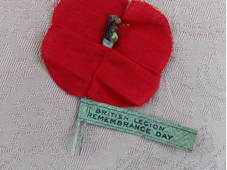 A Poppy for Your Lapel?