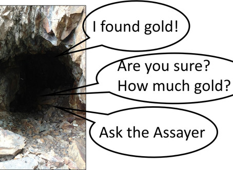 Is There Gold In This Here Rock? – Ask An Assayer