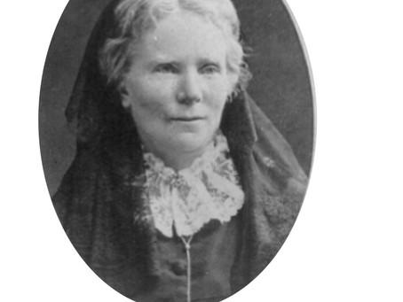 Dr. Elizabeth Blackwell, 1849