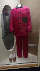 Put Those Pajamas in a Museum