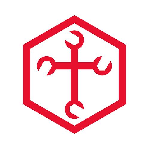 Redemption Logo Decal
