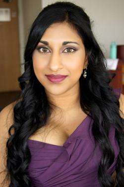 Maid of Honour Makeup