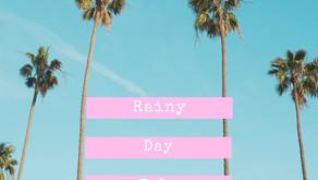 今週後半から雨予報