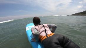 サーフィン始めたい気持ち