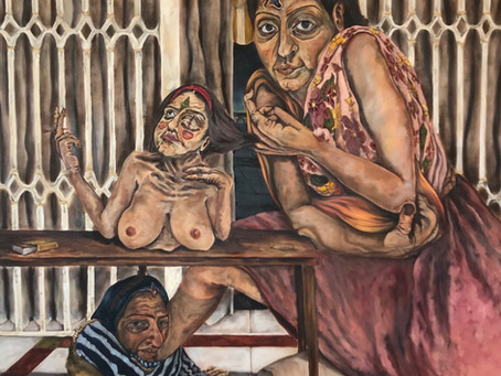 Nour El Saleh - Exquisite Farces