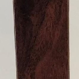 Wood Grain Vinyl Wrapped Composite