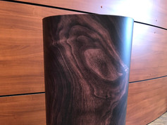 Vinyl Wood Grain Composite Column Wrap