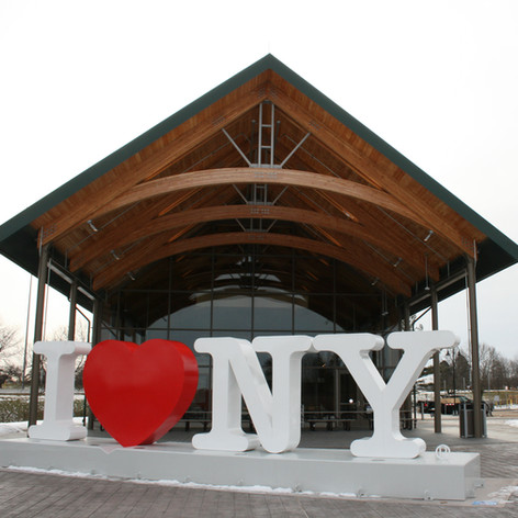 North Country Welcome Center, Alexandria Bay, NY