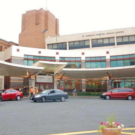 St. Joseph's Hospital, Syracuse, NY