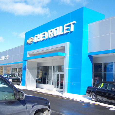 Reymore Chevrolet, Central Square, NY