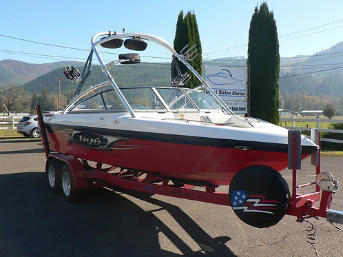 2007 Tige22I Wakeboat