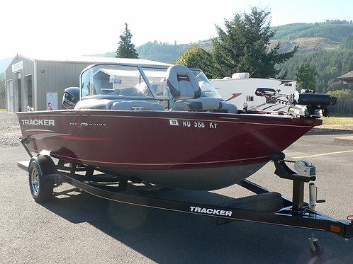 2015 Tracker Targa 175WT
