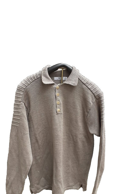 Inis Meain Linen Sweater