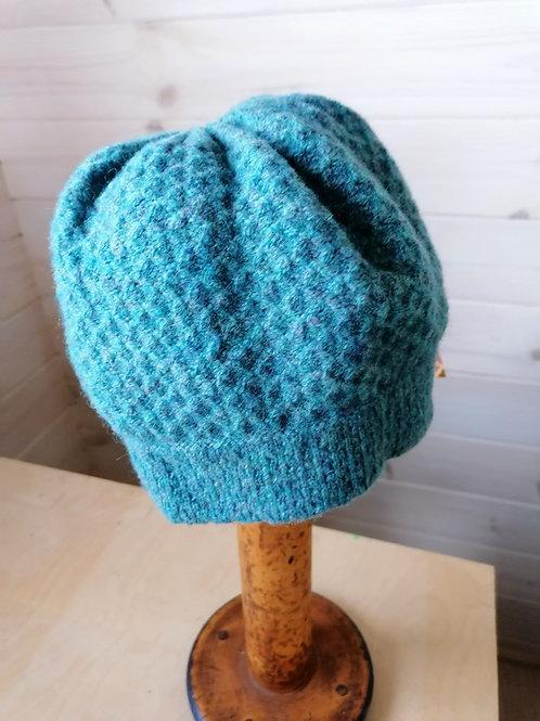 Breege Walsh Honeycomb Pattern Hats