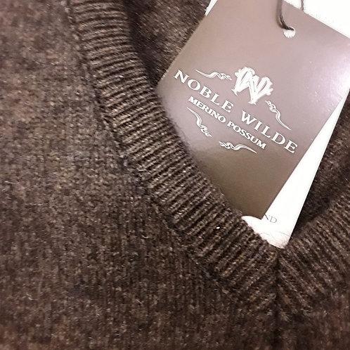 Noble Wilde Oxford Vee Sweater