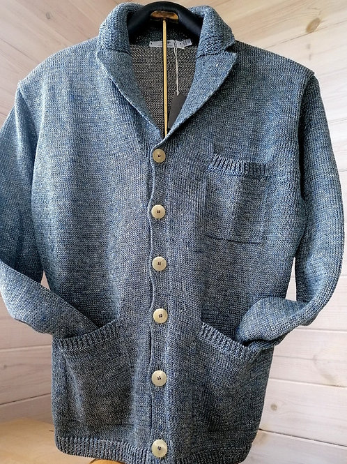 Inis Meain Pub jacket 100% Linen