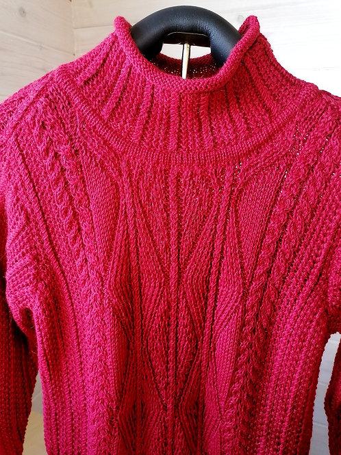 Inis Meáin Ladies Patented Aran Sweater