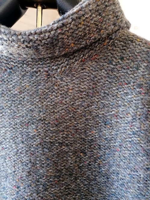 Fisherman out of Ireland Funnel Neck Sweater