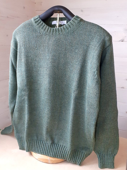 Inis Meáin Crew Neck - Wool, Alpaca and Silk