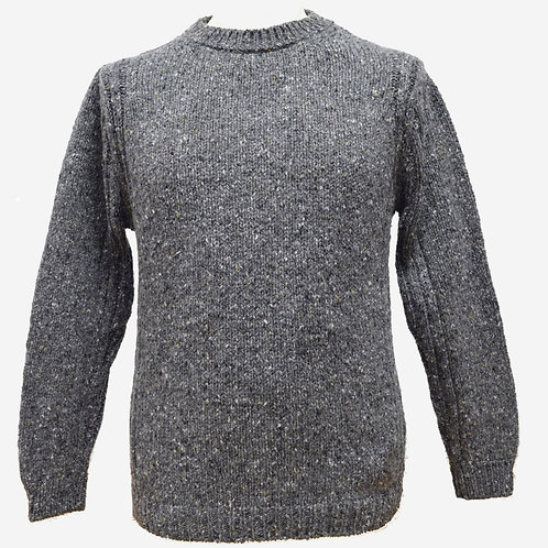 Fisherman Out of Ireland -Crew Neck Men's Sweater
