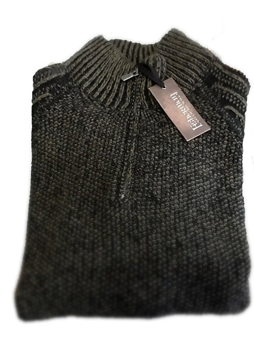 Fisherman Out of Ireland - Zip Neck Sweater