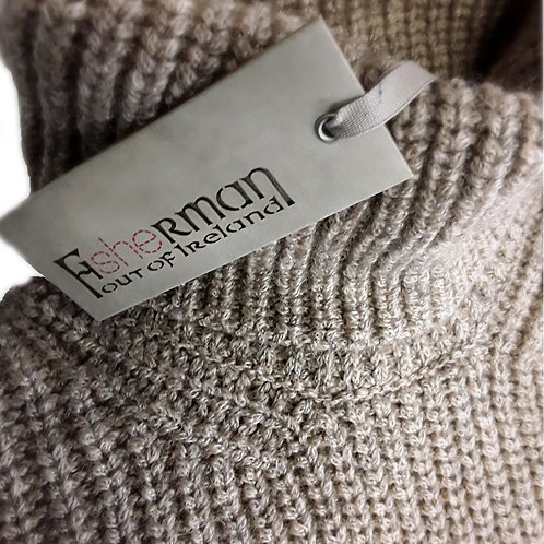 Fisherman Out Of Ireland, Ladies Sweater