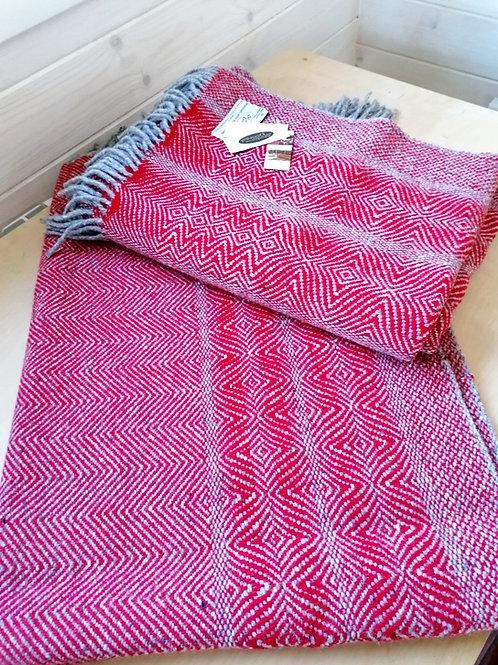 Studio Donegal Handwoven  Blanket
