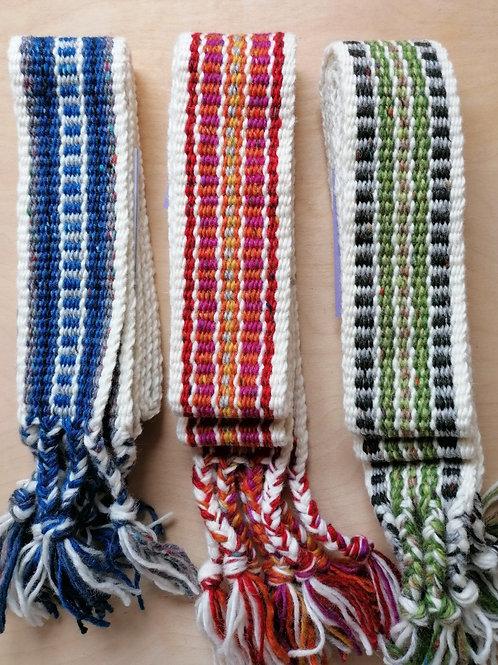 Crois Belt Handwoven
