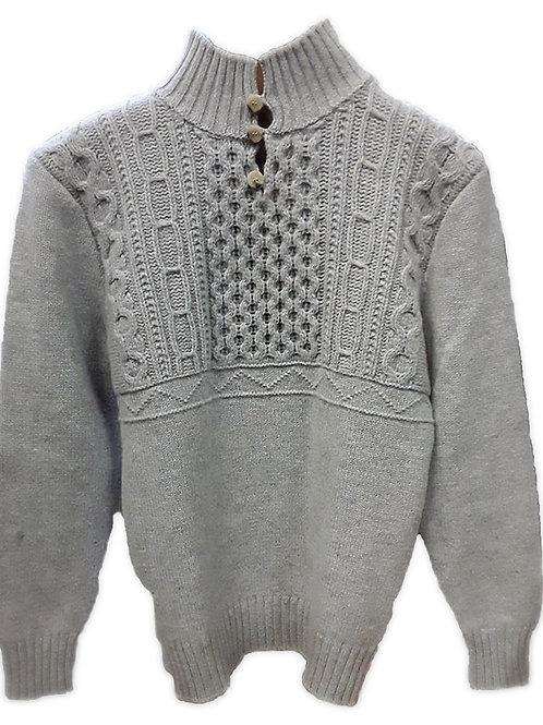 Inis Meáin Mens Sweater - Máirtín Beag