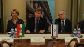 אוניברסיטת סגד עשויה להרחיב את שיתוף הפעולה האקדמי עם ישראל מעבר לתחומי הרפואה