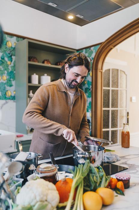 La Table d'Edouard - Atelier culinaire