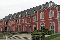 Visitez l'Abbaye de Stavelot lors de votre séjour à Spa.