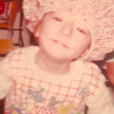 Small Little Girl