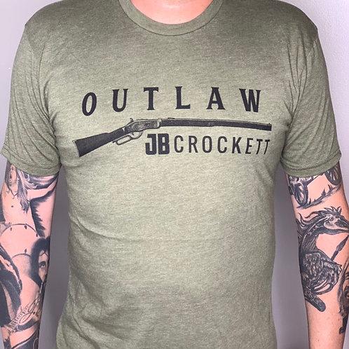 JB Crockett Outlaw T-Shirt