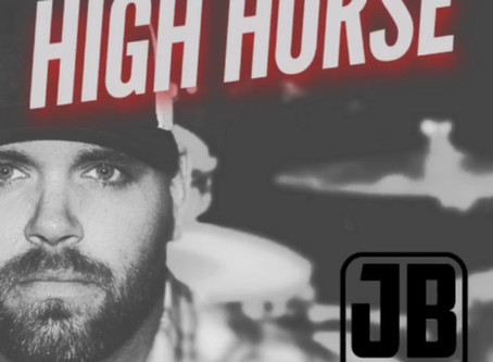 "JB Crockett's ""High Horse"" Out May 30"