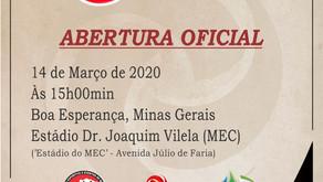 ABERTURA COPA ALTEROSA DE FUTEBOL AMADOR ESTÁ DEFINIDA