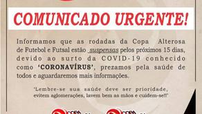 COMUNICADO: COVID-19 (CORONA VÍRUS)