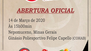 COPA ALTEROSA DE FUTSAL DE BASE COMEÇA NO PRÓXIMO DIA 14 DE MARÇO