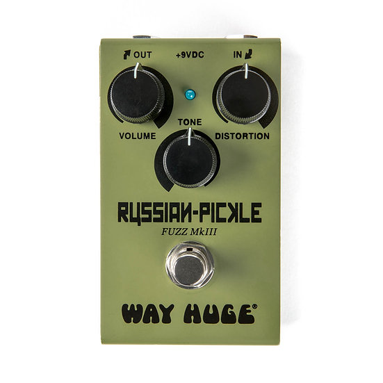 WAY HUGE SMALLS RUSSIAN-PICKLE FUZZ