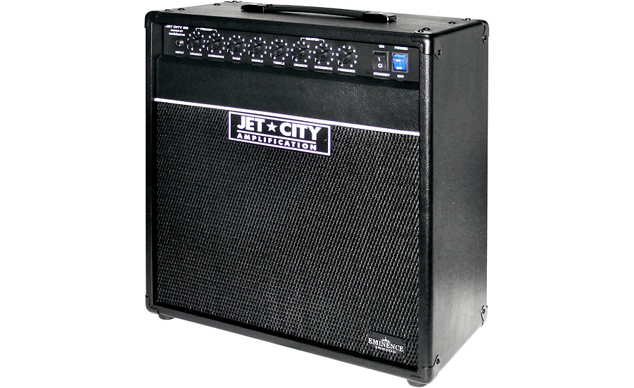 JET CITY JCA2212C 2 CHANNEL 20W TUBE COMBO WITH HI-GAIN