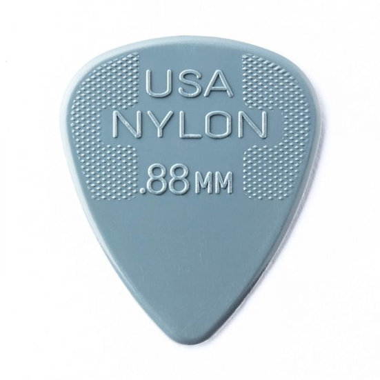 DUNLOP NYLON GREYS .88 12 PACK