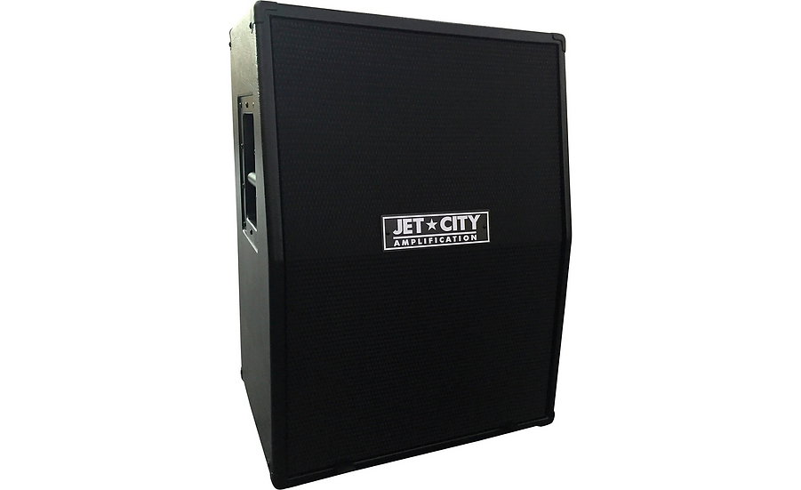 JET CITY JCA24SVE 120W 2X12 GUITAR SPEAKER CABINET