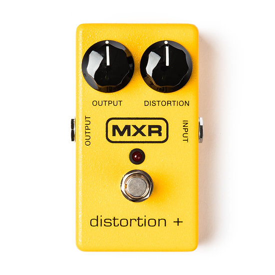 MXR® DISTORTION+
