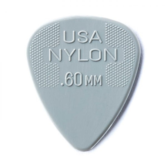 DUNLOP NYLON GREYS .60 12 PACK