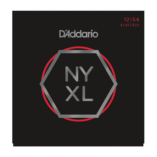 D'ADDARIO NYXL HEAVY 12/54 ELECTRIC STRINGS