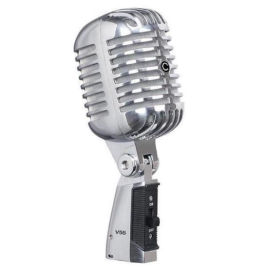 SOUNDART SGM-V55D-CHR CAGE MICROPHONE