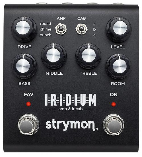 STRYMON STRYMON IRIDIUM AMP MODELLER & CAB I.R.