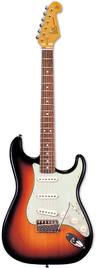 SX VINTAGE '62 STRAT ELECTRIC GUITAR