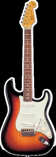 SX VINTAGE '62 STRAT ELECTRIC GUITAR