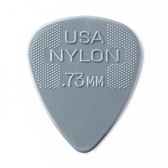 DUNLOP NYLON GREYS .73 12 PACK